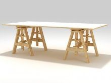 Leonardo Work Table 2650