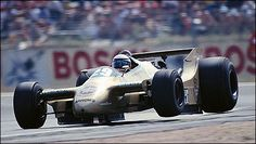 F1: The striking 1979 Arrows A2 that inspired the 2010 Ferrari F10