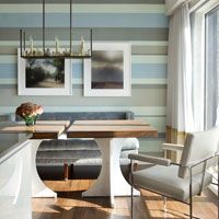 Bill Jacobson photos in a home designed by Frank Roop