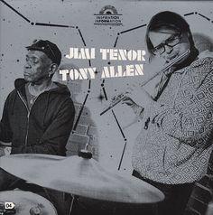 Jimi Tenor and Tony Allen
