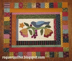 rogue quilter: Maybe next time