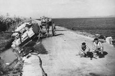 This day in History: Oct 29, 1956: Israel invades Egypt; Suez Crisis begins