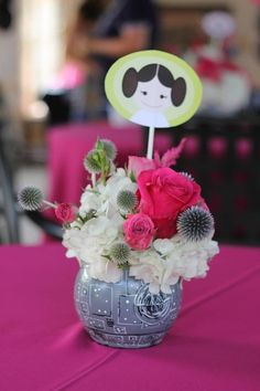 """This adorable """"girly"""" Star Wars party was a DIY plan in partnership with one of our favorite clients. We provided design inspiration and vendor contacts, and they brought the vision to life! I am..."""