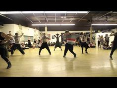 """Brian Friedman is beast - Justin Bieber's """"All Around the World"""" Choreography by Kevin Maher"""