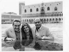 Francesco Rosi, Luchino Visconti Venezia