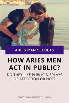 Have you just started a new relationship with an #Aries man and are wondering do Aries men like public displays of affection in general or are they a bit more reserved? Here are some things to keep in mind when it comes to do Aries men like public displays of affection.