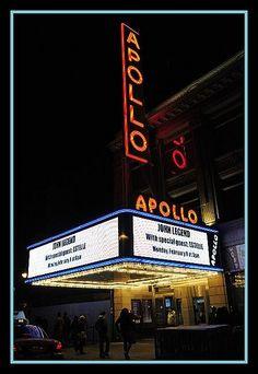 Apollo Theater Harlem NY