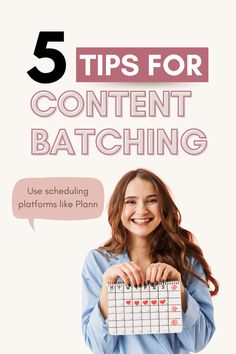 """Content Batching - To some it's a time saver. To others, it's a process!For me, I LOVE IT! I teach all of my masterclass students my insider methods to content batching and it's so fun to see how a """"process"""" can be simplified. CLICK TO LEARN MORE..."""