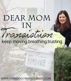Dear mom who is in t