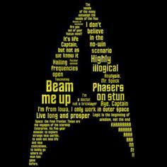 Star Trek  Quotes | star_trek_quotes_insignia_mens_dark_pajamas.jpg?color=WithCheckerPant ...