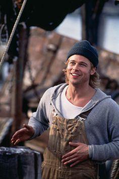 Brad Pitt in The Devil's Own - Brad Pitt's most handsome on-screen moments