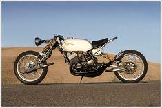 Yamaha RD400 -CHOPPRD - Pipeburn - Purveyors of Classic Motorcycles, Cafe Racers & Custom motorbikes