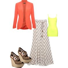 My first polyvore...lol