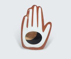 Sharon Muir ceramic hand dish