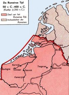 De Romeinse Nederlanden