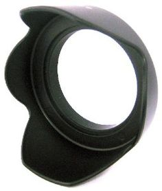 Zeikos ZE-HLH62 62mm Hard Rubber Lens Hood by Zeikos. $5.39. Hard Rubber Lens Hood 62mm. Protects your lens and reduces flare.