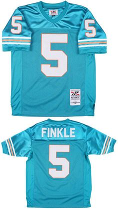 729dab84 Athletic Apparel 137084: Headgear Ray Finkle Football Jersey Top Ace  Ventura Movie Top Satin Teal -> BUY IT NOW ONLY: $50 on eBay!