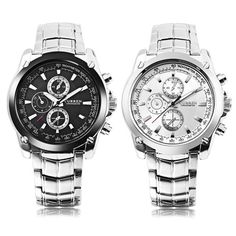 2dc1d09ff1 Male Quartz Watch Decorative Sub-dial