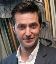 Richard Armitage at the NYC Hobbit Promo Waldorf Astoria Hotel December 6 2012
