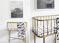 14 Tips for Decorating a Gender Neutral Nursery via Brit + Co