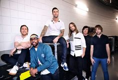 Maroon 5 - http://fullofevents.com/seattle/event/maroon-5/