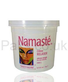 Namaste Creme Relaxer for Delicate Strength 4 Lb. (1.8kg)