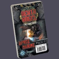 SPACE HULK: DEATH ANGEL - SPACE MARINE EXPANSION //  Shoot Yeah more Space Hulk Death Angel Space Marines! Space death will be new again with all new characters to lose with!