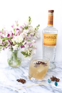 Want a cocktail drink recipe that will stand out? Try this Pisco Anise Cocktail!