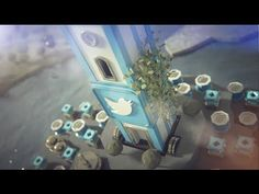 A Game of Social Thrones: Game of Thrones Opening. - A Game of Social Thrones: Game of Thrones Opening Sequence for Social Medias At HootSuite we're big fans of HBO's Game of Thrones and with the season of GoT finally here we wanted to do our own. Content Marketing, Social Media Marketing, Marketing Plan, Mundo Do Marketing, Hbo Game Of Thrones, Great Ads, Winter Is Here, Creature Design, Motion Design