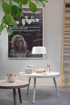 serien.lighting – CENTRAL Suspension, white http://serien.com/produkte/central/suspension/ Foto: Farideh Fotografie