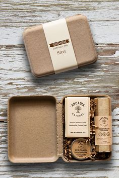 Packaging Ideas Discover Personalized mens gift box Self-care grooming Kit Fathers Day Gift Mens Cologne deodorant beard oil Zero Waste Boyfriend husband Gift Gift Box For Men, Unique Gifts For Men, Gifts For Him, Men Gifts, Unusual Gifts, Personalized Gifts For Men, Handmade Gifts, Wine Gift Baskets, Soap Packaging