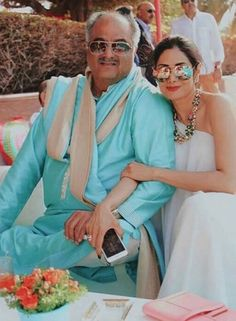 They look so much in Love Sridevi Boney Kapoor