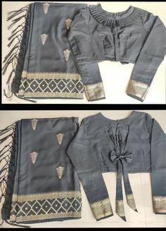 Simple Blouse Designs, Stylish Blouse Design, Designer Blouse Patterns, Fancy Blouse Designs, Bridal Blouse Designs, Blouse Neck Designs, Sleeves Designs For Dresses, Saree Blouse, Sarees