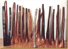 Very Old Musical Instrument Didgeridoo Old Musical Instruments, Didgeridoo, Rococo, Earth Tones, Drums, Musicals, Cool Stuff, Inspiration, Sunrise
