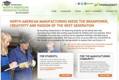 Thomasnet® - Product Sourcing and Supplier Discovery Platform - Find North American Manufacturers, Suppliers and Industrial Companies American Manufacturing, Facility Management, Discovery, Engineering, Student, Business, Store, Technology