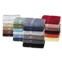 Wamsutta® 805 Turkish Bath Towel Collection - BedBathandBeyond.com