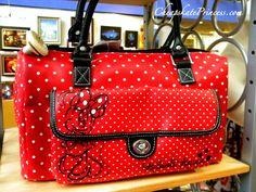 Minnie Mouse Disney World purse