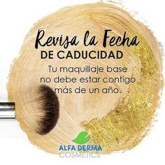 Revisa las etiquetas de los productos cosméticos que utilizas porque tienen fecha de caducidad y después de ésta es mejor que ya no estén contigo. #eligelonatural #skincare #cuidadodelapiel #cosmetics #naturalcosmetics #nature #alfaderma http://ift.tt/2gRbLHu Síguenos en http://ift.tt/2v4IY7x