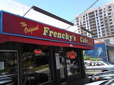 The Original Frenchy's Cafe in Clearwater -The 15 Best Restaurants In Florida