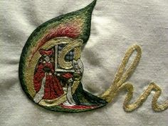Judy Chicago, Feminist Art, Embroidery Art, Art School, Textile Art, Textiles, Brooch, Color, Jewelry