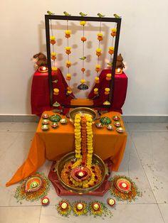 Ganesh Chaturthi Decoration, Diwali, Krishna, Packing, Art, Bag Packaging, Art Background, Kunst, Performing Arts