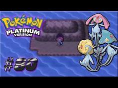Pokemon Platinum Walkthrough Part 80: Auxie, Mesprit, Azelf!