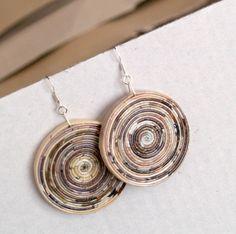 BluReco: biżuteria z papieru * paper jewellery