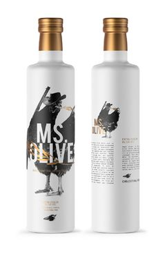 Ms. Olive (Concept) by Chiapa Design