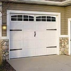 New Garage Door(s) These Inexpensive Decorative Garage Door Hardware Kits  Are Available At Loweu0027s And Home Depot About USD