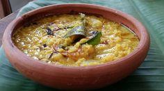 Dhal curry(parippu)-islandsmile.org