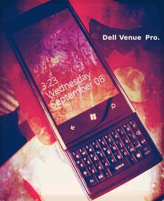 Dell Venue Pro [Windows Phone 7]