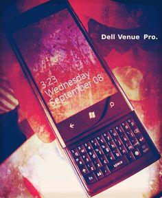 Dell Venue Pro [Windows Phone 7]