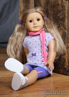 By JGKelsey Our Generation makes a lot of great outfits and accessories for American Girl dolls, but some of them are not as awesome as the American Girl items. One of the items that I consistentl…