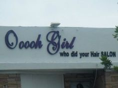 When I get my own salon someday...This is definitely gonna be the name of it
